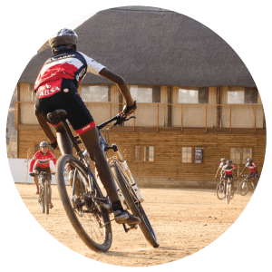 Diepsloot Mountain Bike Academy
